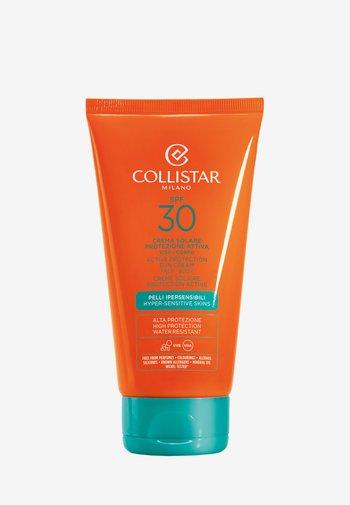 ACTIVE PROTECTION SUN CREAM FACE-BODY SPF 30 - Sun protection - -