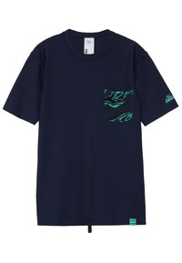 O'Neill - BASE SKINS - Surfshirt - dark blue - 0