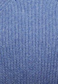 TOM TAILOR - CHUNKY - Trui - blueberry blue melange - 2