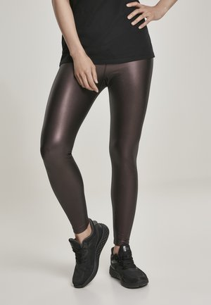 Legging - redwine