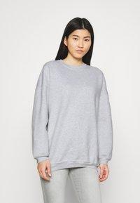 American Vintage - BEATOWN - Sweatshirt - gris clair chine - 0