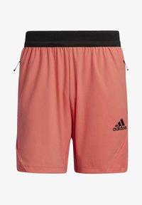adidas Performance - Sports shorts - seflre - 5
