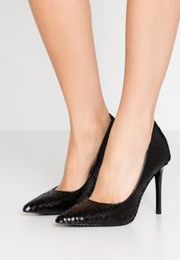 MICHAEL Michael Kors - KEKE  - High heels - black - 0