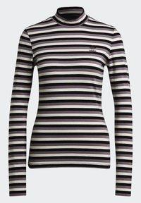 adidas Originals - SPORTS INSPIRED LONG SLEEVE - Camiseta de manga larga - black/owhite - 7