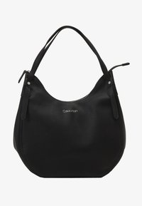 Calvin Klein - EVERYDAY HOBO - Torebka - black - 1
