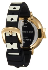 kate spade new york - PARK ROW - Watch - schwarz/beige - 2