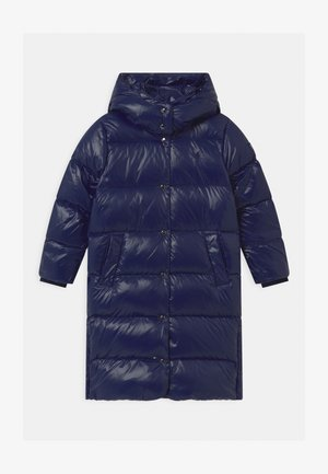OUTERWEAR - Abrigo de plumas - french navy