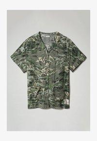 Napapijri - G-MAUI - Button-down blouse - camo green - 6