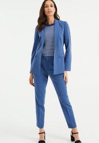 WE Fashion - Blazer - ice blue - 1