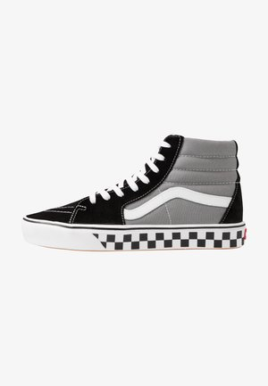COMFYCUSH SK8 - High-top trainers - black/frost gray