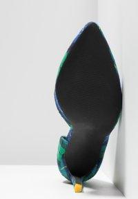 Even&Odd - High heels - green - 6