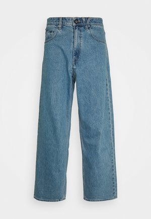 BILLOW  - Relaxed fit jeans - blue