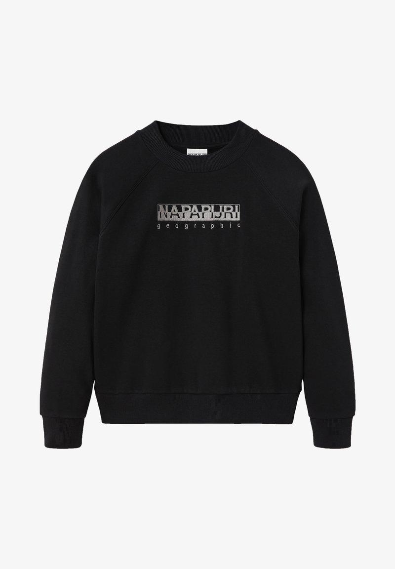Napapijri - BEBEL CREW - Sweatshirt - black