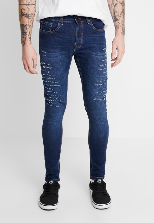 CAMDEN - Jeans Skinny Fit - blue denim