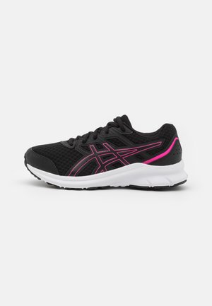JOLT 3 - Zapatillas de running neutras - black/hot pink