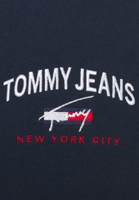 Tommy Jeans - TIMELESS HOODIE UNISEX - Sweat à capuche - twilight navy - 5