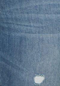 Zizzi - SANNA SHAPE - Jeans Skinny Fit - light blue denim - 4