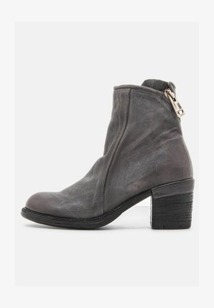 Ankle boots - smoke
