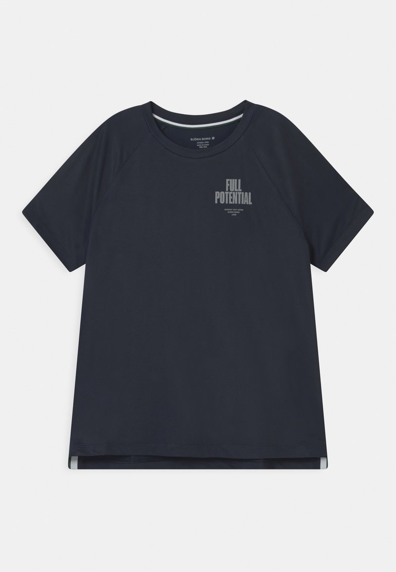 Björn Borg - HAL UNISEX - Print T-shirt - night sky