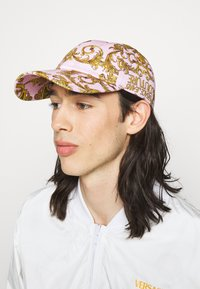 Versace Jeans Couture - UNISEX - Cap - pink/gold - 0