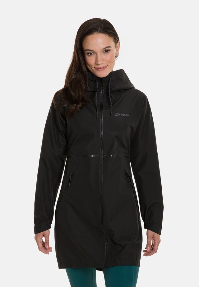 Veste softshell - black