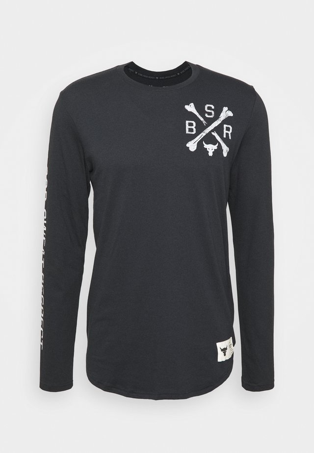 PROJECT ROCK - Long sleeved top - black