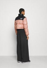 The North Face - SHORT JACKET - Down jacket - rose tan - 4