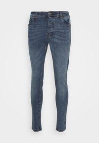MADISONCHARC - Zúžené džíny - light blue