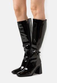 RAID - DONITA - Boots - black - 0