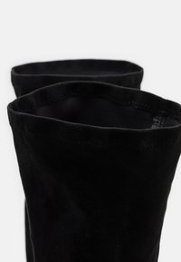 Missguided - FEATURE BOOT - High heeled boots - black - 5