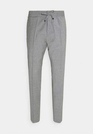 HOWARD - Chino kalhoty - dark grey