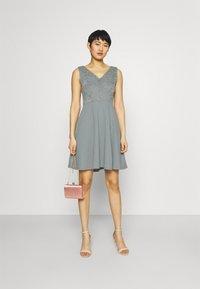 Anna Field - Koktejlové šaty/ šaty na párty - slate grey - 1
