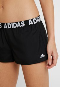 adidas Performance - BEACH - Plavky - black - 4