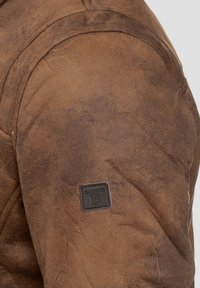 INDICODE JEANS - Winter coat - brown sugar - 6
