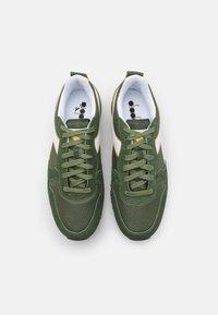 Diadora - OLYMPIA UNISEX - Zapatillas - sandal green - 3