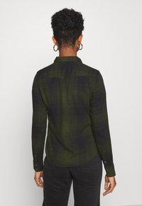 Lee - REGULAR WESTERN SHIRT - Camicia - serpico green - 2