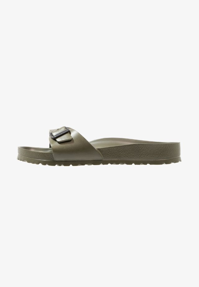 MADRID - Pool slides - khaki