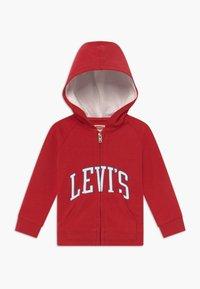 Levi's® - FULL ZIP HOODIE - Hoodie met rits - chili pepper - 0