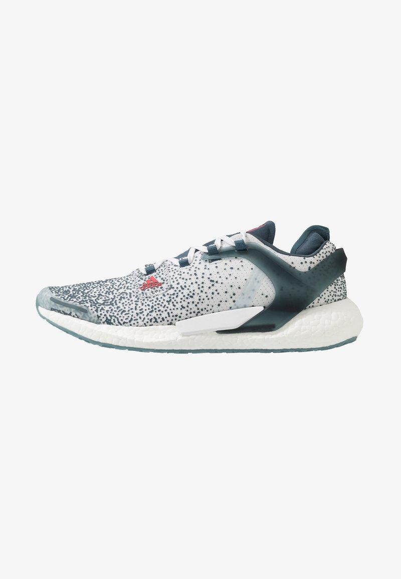 adidas Performance - ALPHATORSION BOOST - Zapatillas de running neutras - legacy blue/power pink/footwear white