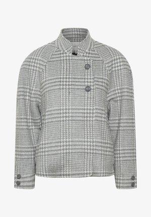 Light jacket - grey/white check
