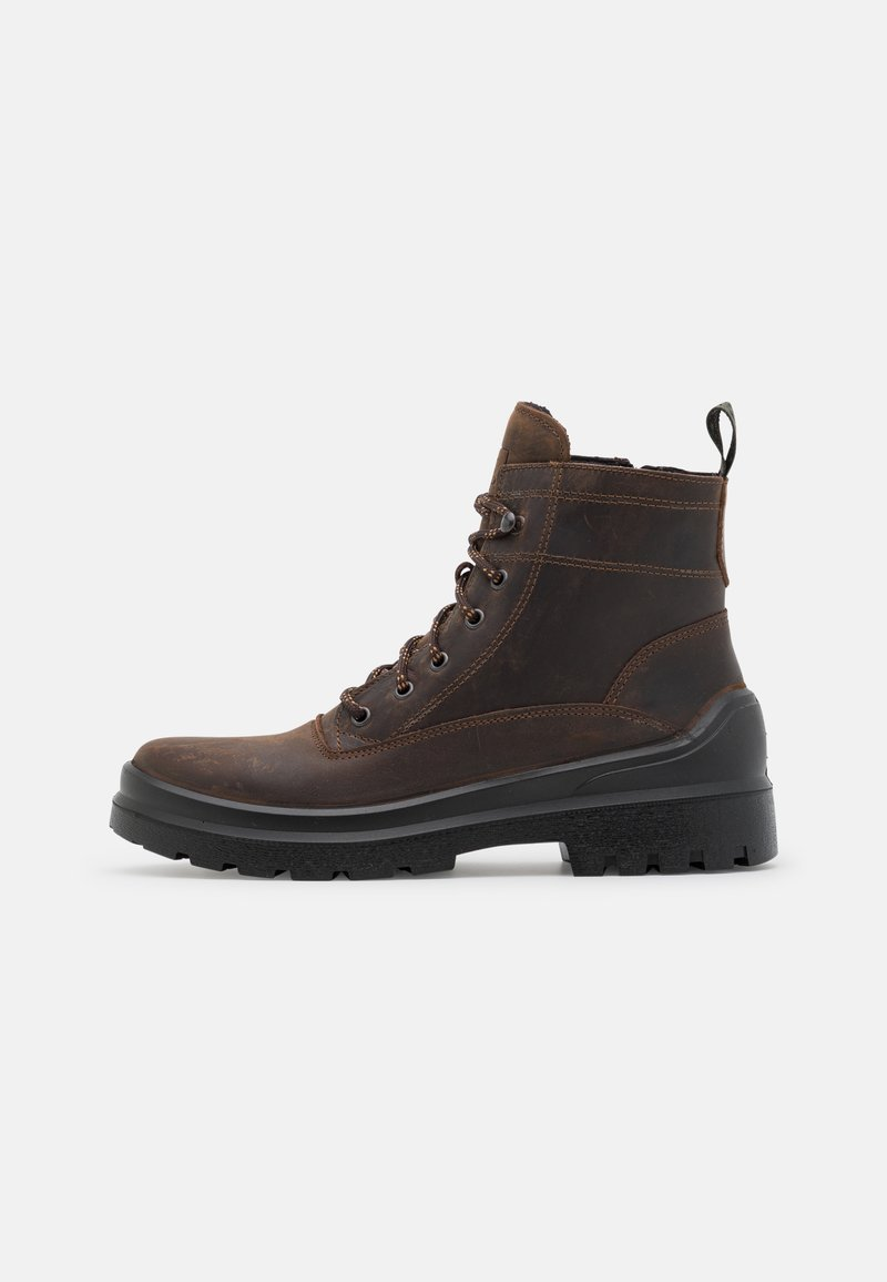 Marc O'Polo - JAN  - Lace-up ankle boots - dark brown