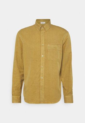 ZACHARY - Overhemd - khaki lime