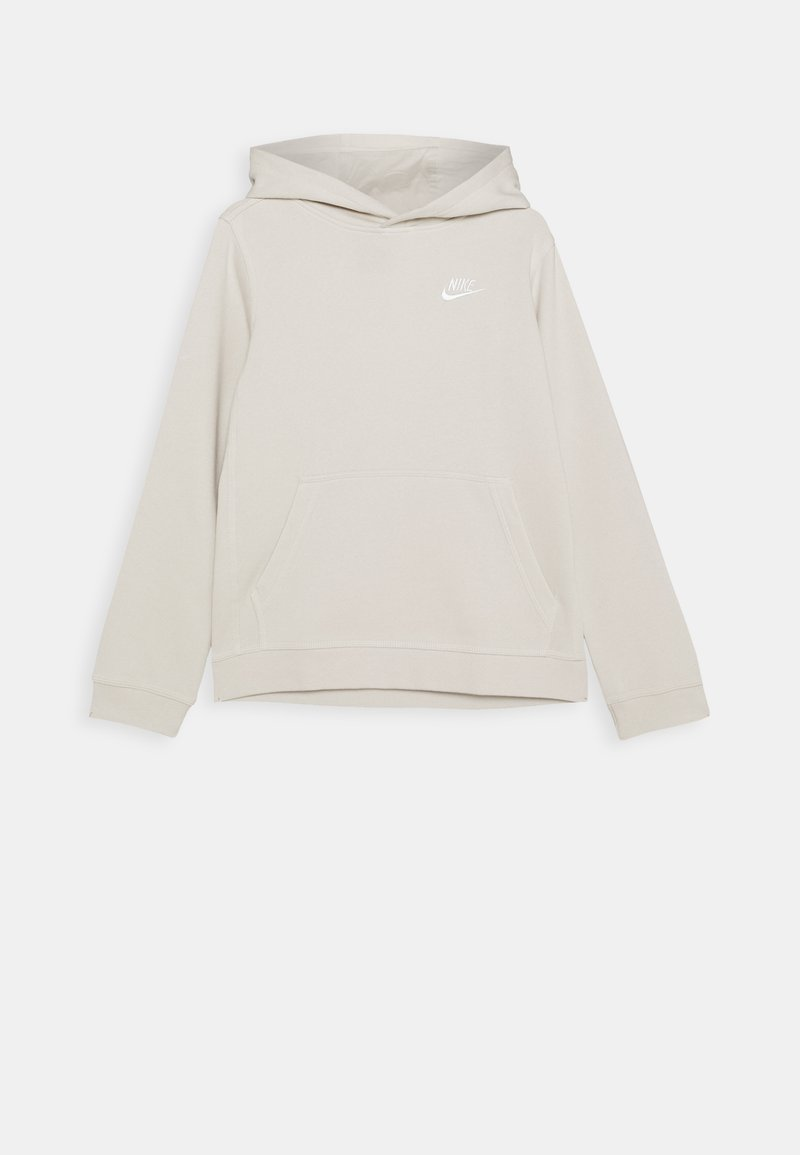 Nike Sportswear - HOODIE CLUB - Felpa con cappuccio - beige