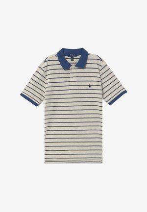 Polo shirt - new sand heather
