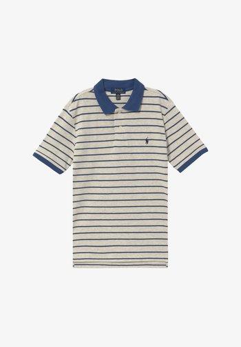 Poloshirts - new sand heather