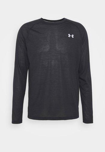STREAKER  - Long sleeved top - black
