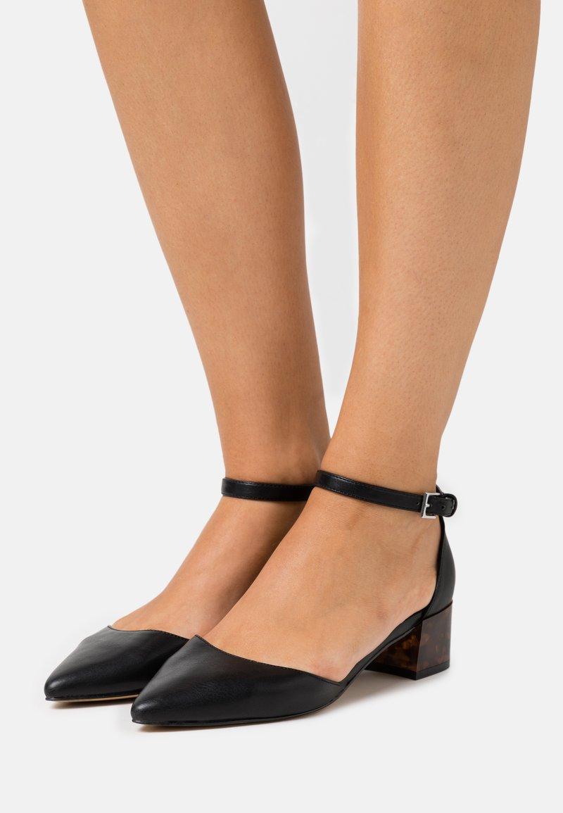 ALDO - ZULIAN - Escarpins - black/multicolor