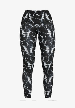 LEGGING MARBLE - Tights - black