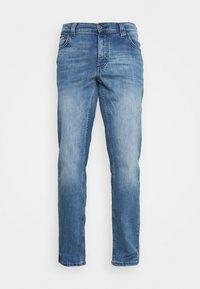 Mustang - BIG SUR - Straight leg jeans - denim blue - 4