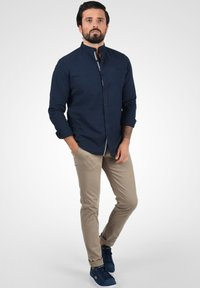 Solid - ALLION - Shirt - insignia blue - 1